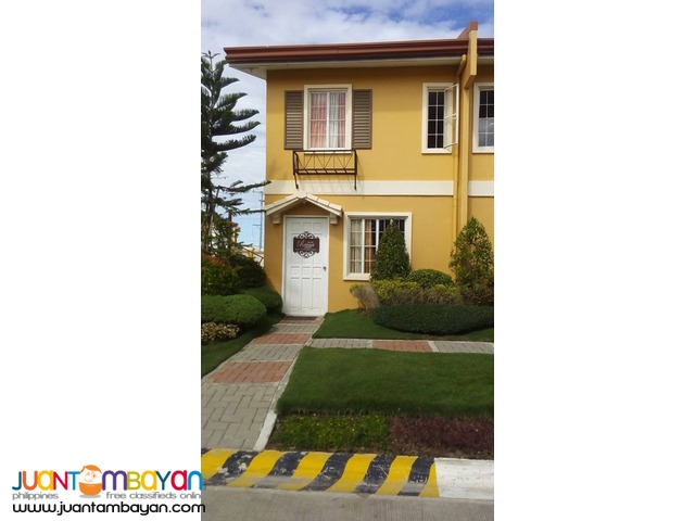 For Sale Affordable Townhouse 2 Bedroom in Gapan City