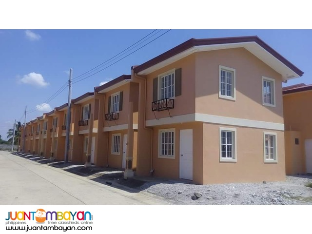 For Sale Spacious 2 Bedroom House & Lot in Gapan City
