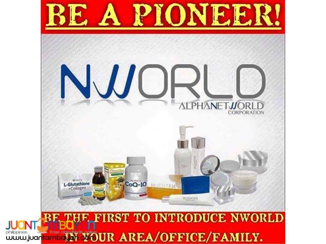 Nworld Business Opportunity - Platinum Package