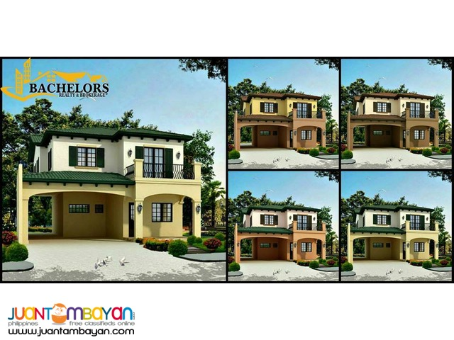 The French Highlands in Vera Estates Destinee Model