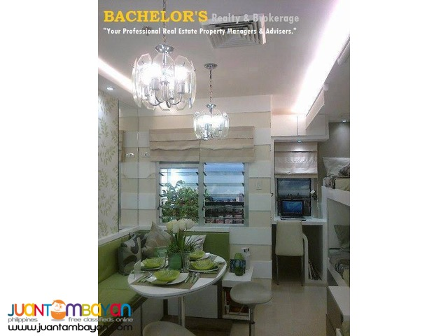 Mabolo Garden Flats Loft type condo unit 21,901mo