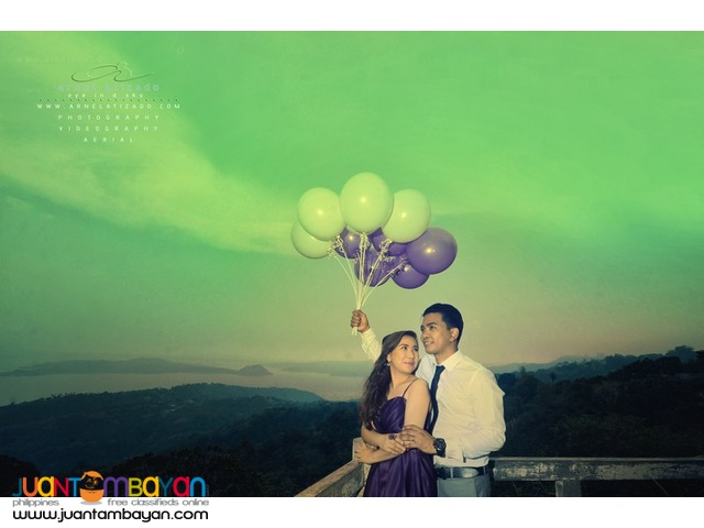 Photo and video in Tagaytay