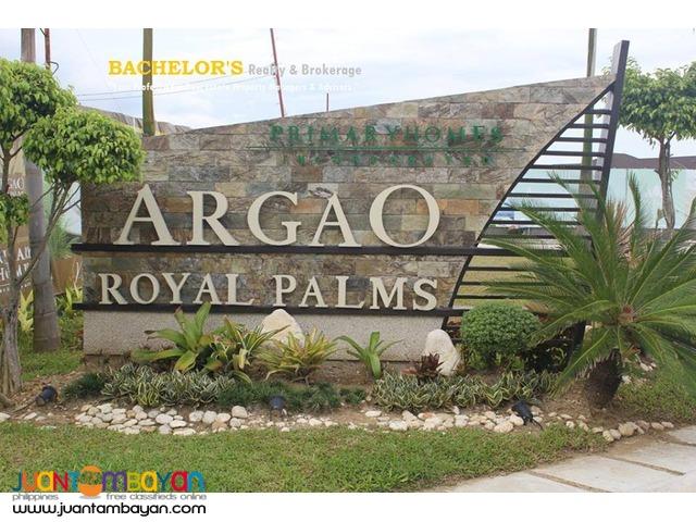 Argao Royal Palms Maple Model LA:90sqm up (Townhouse)