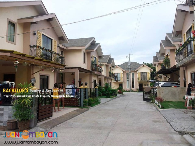 Banawa Dreamhomes 2storey single detached house model