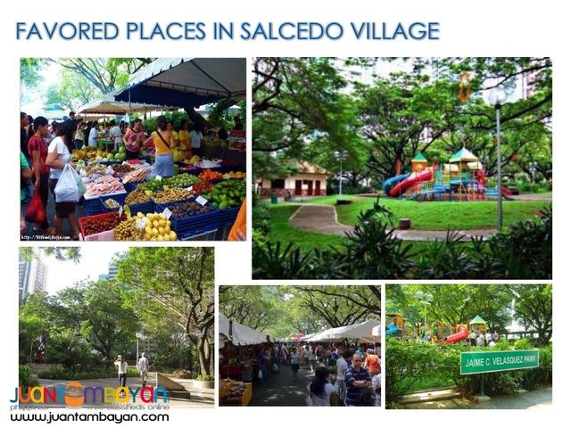 SALCEDO SQUARE - READY FOR OCCUPANCY MAKATI CONDO