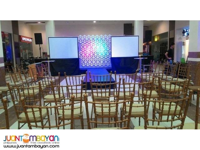 Projector & Screen For Rent Makati