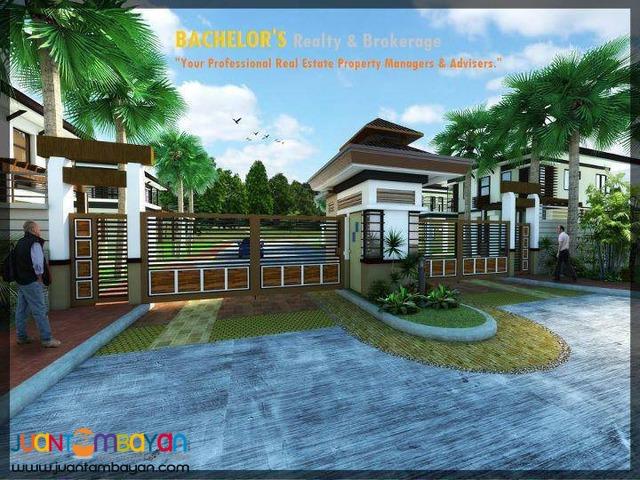 Midori Residences Minglanilla Ensei Model 2story