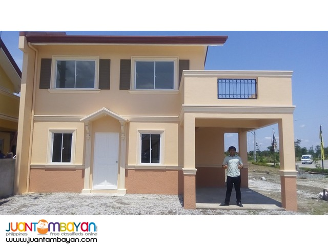 For Sale Spacious 4 Bedroom House & Lot in Gapan City
