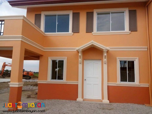 For Sale 4 Bedroom House and Lot near Ready for Occupancy in Gapan