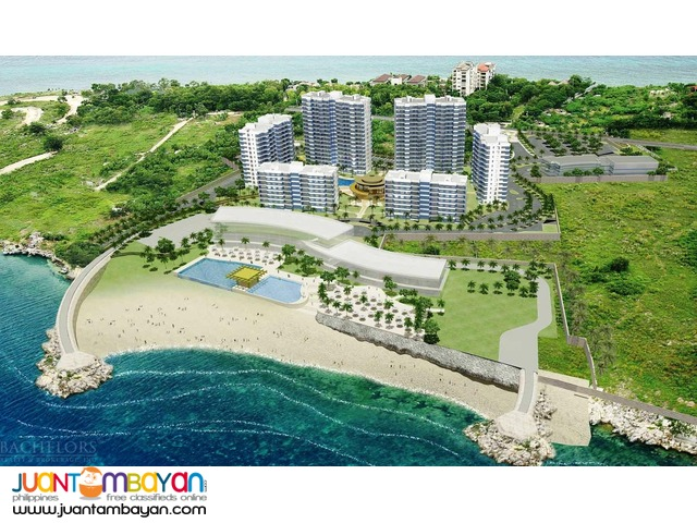 Amisa Residences at Punta Engaño, Lapu-Lapu City, Cebu 1 Bedroom
