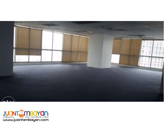 993 sqm Ortigas Office Space for Rent Lease PEZA Whole Floor