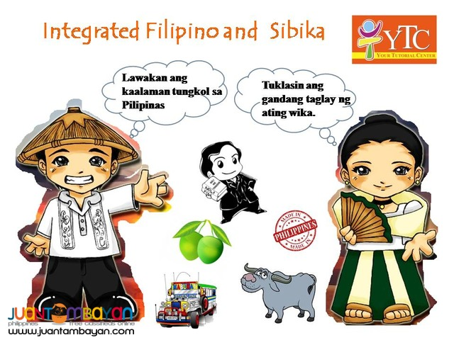Summer Enrichment Program: Integrated Filipino and Sibika