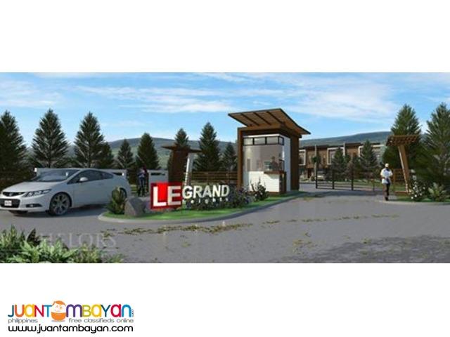 Mandaue LeGrand Heights at Tawason, Mandaue, Cebu Lilly Model
