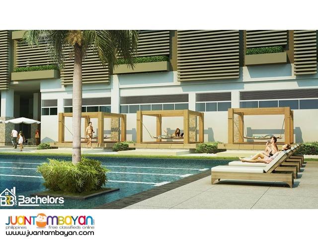 Solinea @ Cebu Business Park, Cebu City Studio Unit (Tower 1-3)