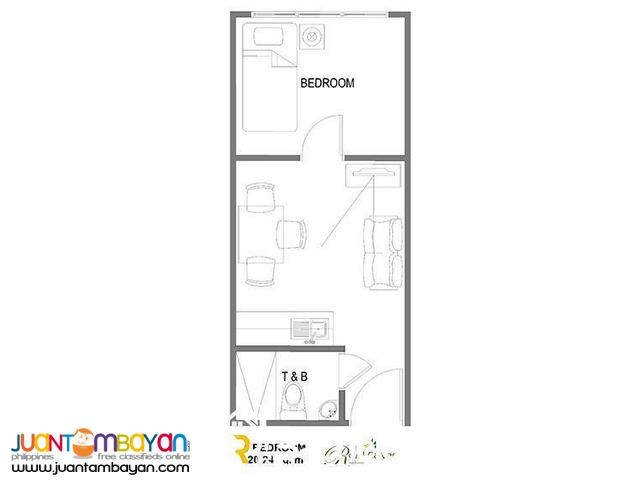 Mabolo Studio Unit Royal Garden Residences in Cebu City