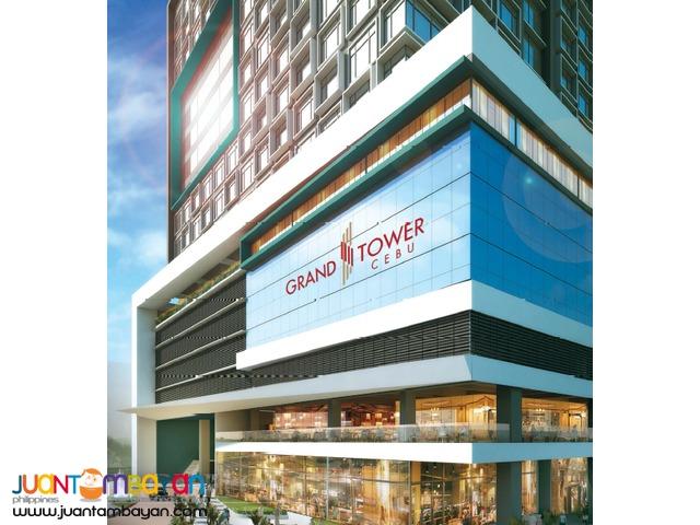 Grand Tower Cebu Condo-Hotel at NRA, Cebu City