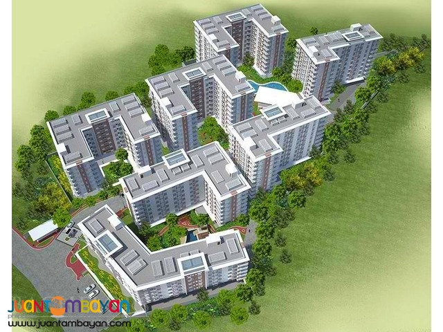 Lahug Mivesa - A Garden Resort Condominium Studio Unit