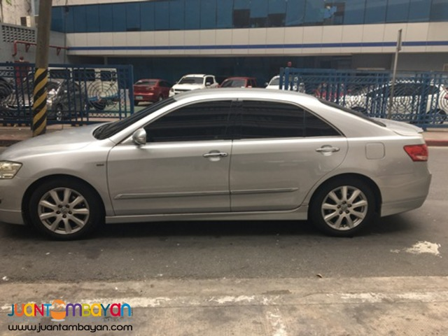 2007 Toyota Camry 3.5 Q Gasoline, Automatic