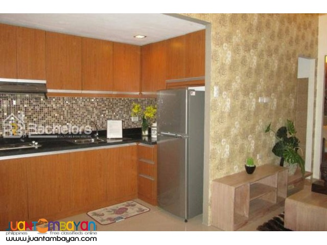 1 BR Condo Unit in Cebu City - One Pavilion Place Residences