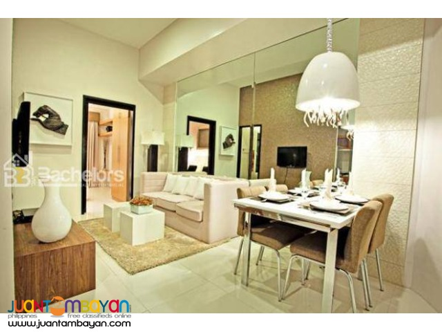 2 BR Condo Unit in Cebu City One Pavilion Place Residences