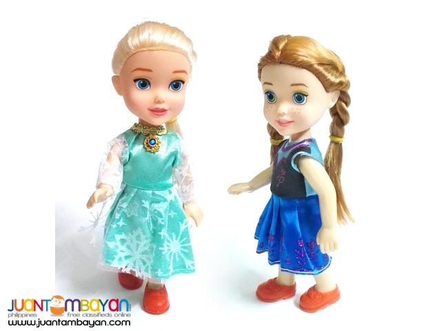 NEW - Playset Frozen Princess Elsa &  Anna & Olaf