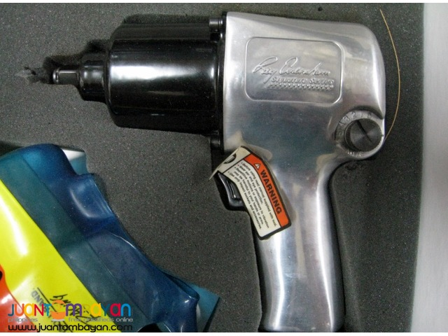 Ingersoll Rand IR231-RAY Ray Evernham Impact Wrench with cover