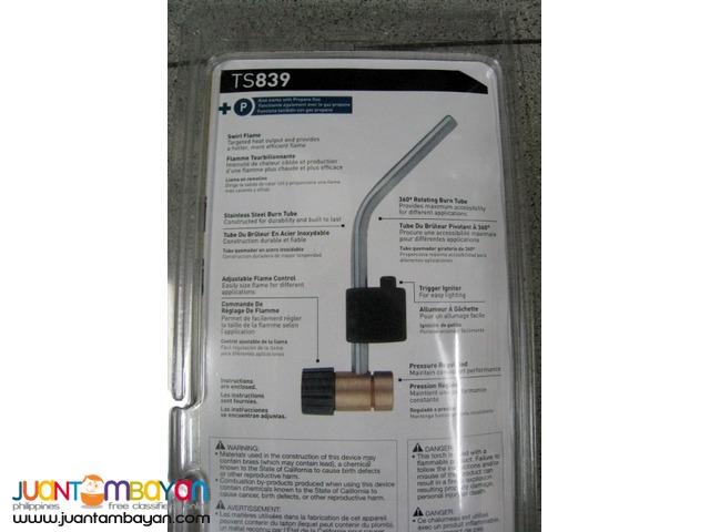 Bernzomatic TS839T Swivel Head Torch