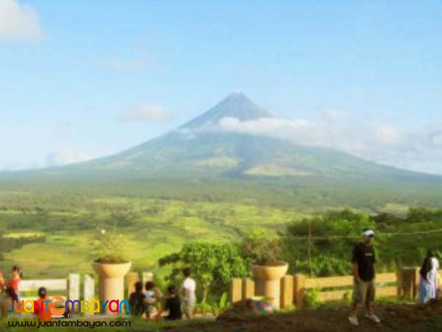 Panoramic, Bicol tour package