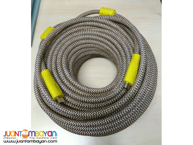 HDMI Cable 30M Gold-Plated with booster