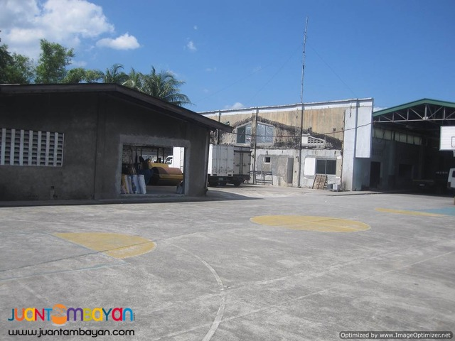 Warehouse for Sale  Quirino Hi-way, Baesa Quezon City