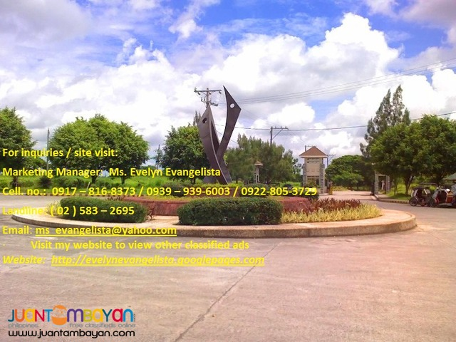 Metropolis Greens Residential & Commercial @ P 5,000/sqm.