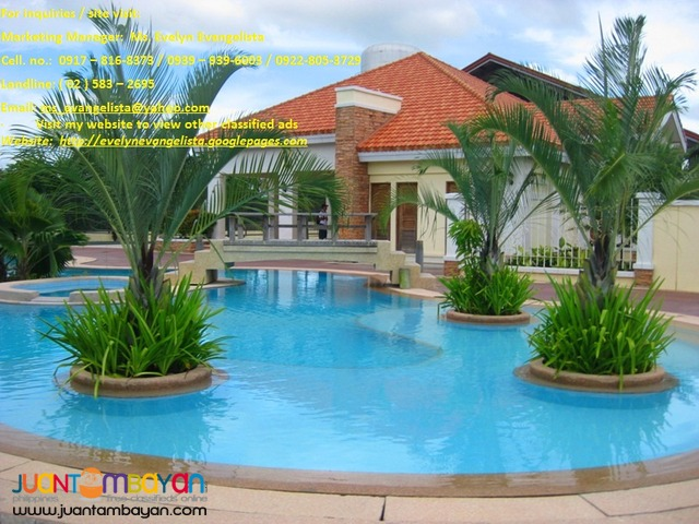 RIO DE ORO Residential Estate Buenavista, Gen. Trias, Cavite