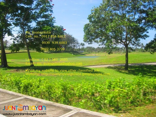 Summit Point Golf &Residential Estates  LipaBatangas