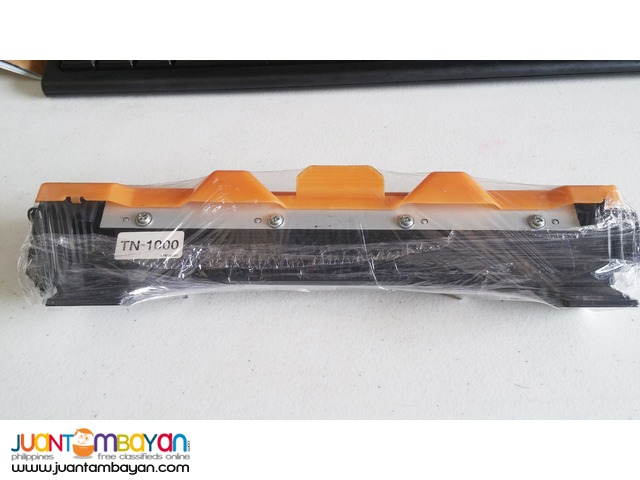 Toner Cartridge Brother TN-1000 FREE DELIVERY