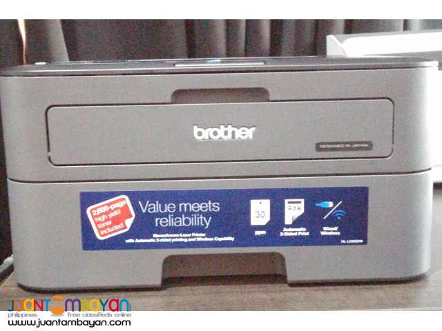 Rentals  BROTHER HL-L2365DW with lifetime warranty