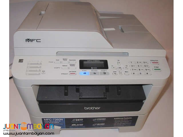 Printer Brother MFC-7360 with Lifetime Warranty