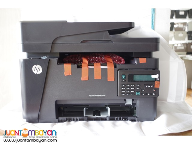 For rent  Copier Scanner Multifunction HP Laserjet PRO MFP M127FN
