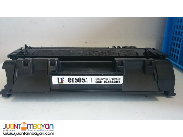 HP 05A with automatic lifetime warranty