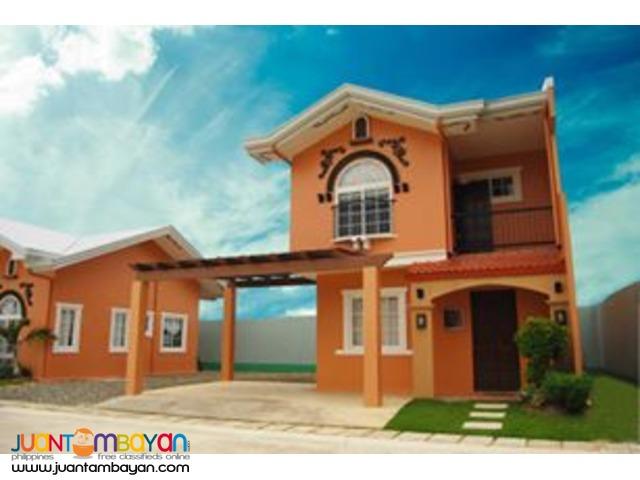 Cordova Townhouse Amorsolo Classique Model