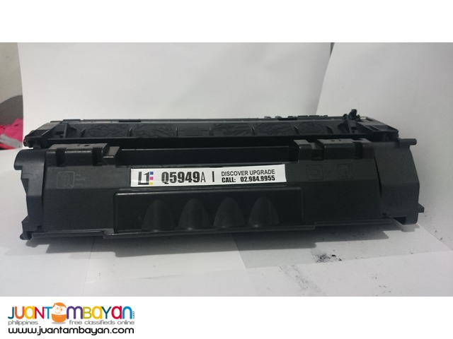 Cartridge ink toner HP 49A