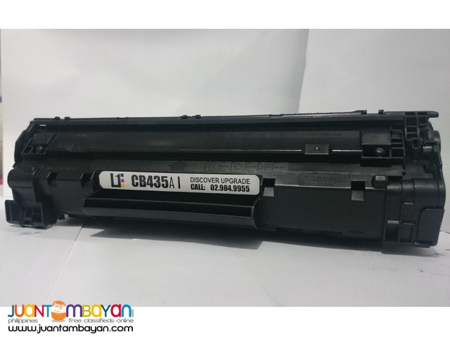 HP CB435A (35A) LaserJet Toner Cartridge (Black)