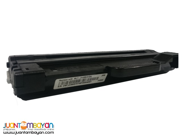 Printer ink cartridge toner Samsung MLT-D105L