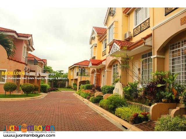 Courtyards in Pasadena Guadalupe Cebu City