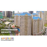 Condo For Sale @ Forbeswood Heights, Bonifacio Global City