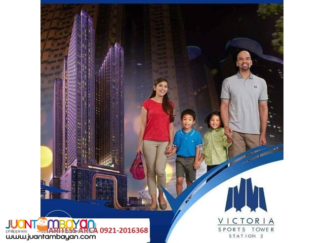Victoria Sports Tower 2 for Sale