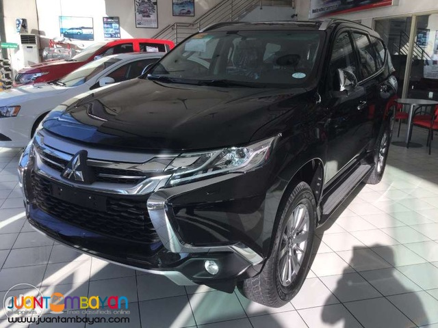 75k all-in d.p promo only 2016 all-new Monter sport GLS A/T
