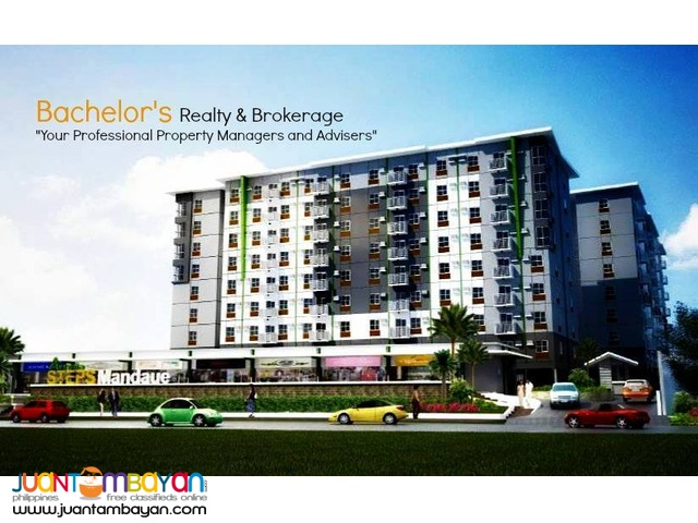 De Luxe Unit in Amaia Steps Mandaue at Alang-Alang, Mandaue City