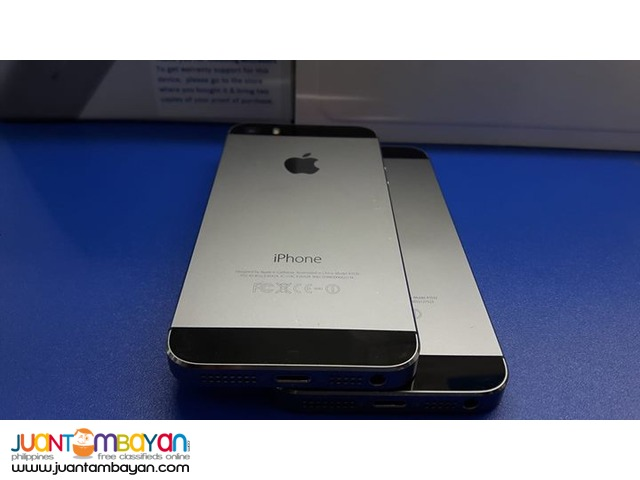 Apple iPhone 5s Space Gray 32gb Factory unlock