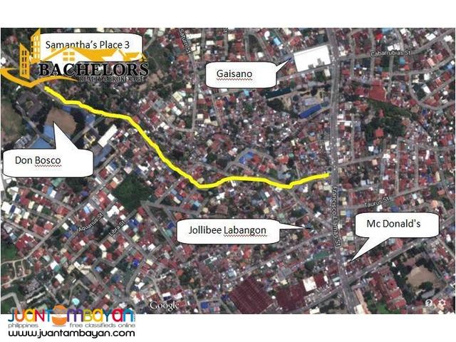 Samantha's Place at Labangon, Cebu City Townhous