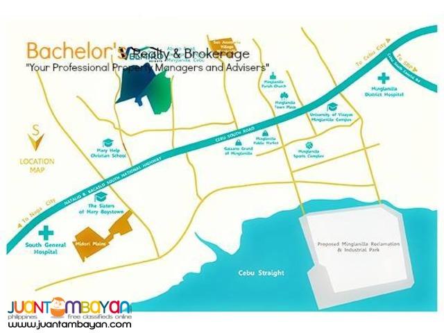 Velmiro Heights @ Tunghaan, Minglanilla, Cebu Cinta Model (UH)